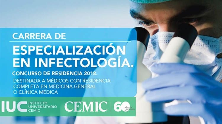 Carrera de especialización en infectología
