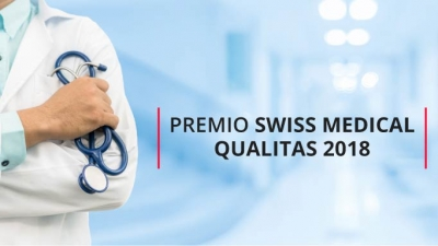 Premio Swiss Medical Qualitas 2018