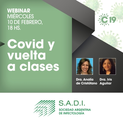 Vuelta a clases y COVID-19