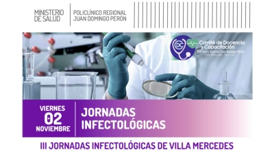 III Jornadas infectológicas de Villa Mercedes