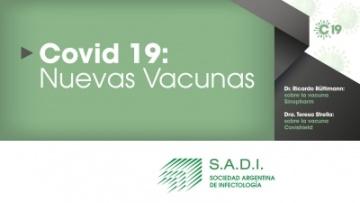 Webinar: COVID-19: nuevas vacunas