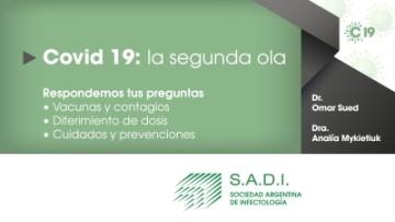 Covid-19: Vacunas, dosis y prevención.