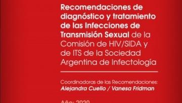 Recomendaciones de diagnóstico y tratamiento de las infecciones de Transmisión Sexual